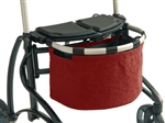 Dolomite Jazz Red Basket Fits the New Jazz Only