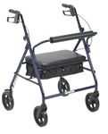 "Drive Bariatric Rollator with 7.5"" Wheels"