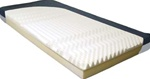 Drive Therapeutic 5 Zone Support Mattress 35 inch x 80 inch x 5.5 inch 15019