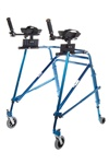 Drive Nimbo Forearm Platform and Mounting Bracket Small #KA1035FPS