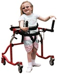 Drive Pediatric Luminator Posterior Gait Trainer LT 3100