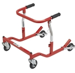 Drive Pediatric Anterior Safety Roller Wide PE 1000 Steel