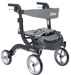 Drive Nitro Rollator Side to Side Folding