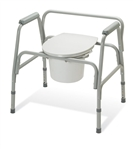 Medline Guardian Extra-Wide Commode