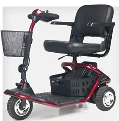 Golden Technologies Lite Rider 3 Wheel Scooter GL110