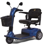 Golden Technologies Companion II Scooter Capacity 350 lbs. Gc340