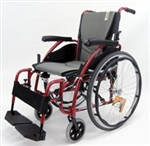 Karman S-Ergo-125 Wheelchair Ergonomic Ultra Lightweight