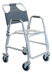 Lumex Shower Transport Chair