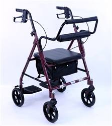 Karman 2 in 1 Luxury Rollator Transporter R 4602 T