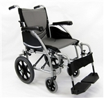 Karman S-115F-TP Light Transport Wheelchair