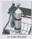 Dolomite Soprano Oxygen Holder