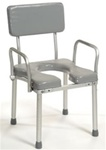 Nuprodx Multichair mc3000 TUB & TOILET CHAIR