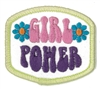 Girl Power (iron-on)
