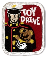 Toy Drive (iron-on)