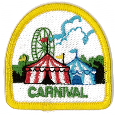 Carnival (iron-on)