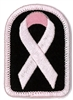 Pink Ribbon (iron-on)