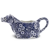Blue Calico Cow Creamer  4oz.