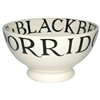 Black Toast French Bowl 5.5in., 16oz.