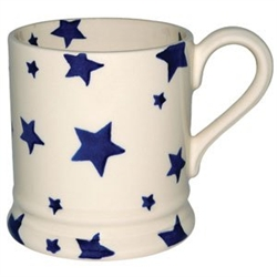 Blue Star 1/2 Pint Mug