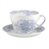 Asiatic Pheasant Teacup & Saucer