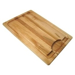 Farmhouse Carver Maple Cutting Board
