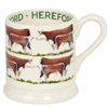 Hereford 1/2 Pint Mug