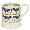 Friesian 1/2 Pint Mug