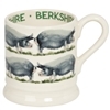 Berkshire 1/2 Pint Mug