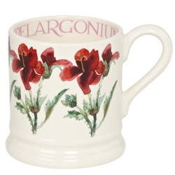 Pelargonium 1/2 Pint Mug