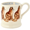 Ginger Cat 1/2 Pint Mug