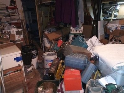 Attic Clean Outs