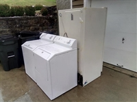 Appliance Removal, Disposal & Recycling