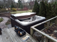 Hot Tub Removal, Disposal & Recycling