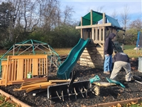 Swing Set & Play Set Removal