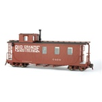 BAC88796 Bachmann Industries G Long Caboose RGS 160-88796