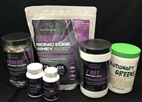Whey Detox Stack - Chocolate