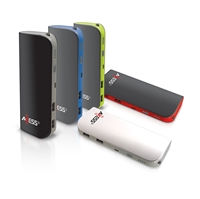 Axess PP3119 Rechargeable 10,400mAh Power Bank