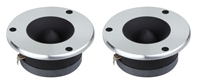 "Boss TW30 3"" 300 Watts Bullet Car Tweeters"