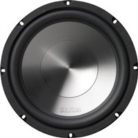 "Clarion WG2520 10"" 1000 Watts Single 4-Ohm Car Subwoofer"