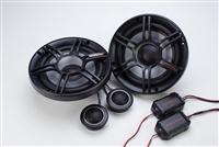 "Crunch CS65C 6.5"" 300 Watts Component Car Speakers"