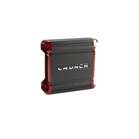 CRUNCH PZX1000.2 1000 Watts 2-Channel Powerzone Series Car Amplifier