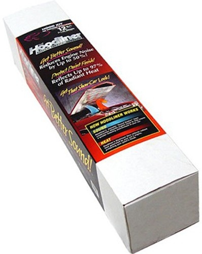 Dynamat 11905 Hoodliner x 3 4 Thick Self Adhesive Sound