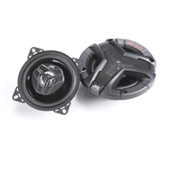 "JVC CS-V428 4"" 2-Way 200 Watts Drvn Series Coaxial Car Speakers"