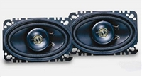 "Kenwood KFC-4675C 4x6"" 2-Way 60 Watts Car Speakers"