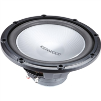 "Kenwood KFC-W12PS 12"" 1000 Watts Single 4-Ohm Performance Series Car Subwoofer"