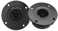 "Legacy LT18 1"" Super Tweeter with 3.25"" Aluminum Bullet Horn"