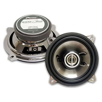 "Performance Teknique ICBM-743 3.5"" 2-Way 300W Coaxial Car Speakers"