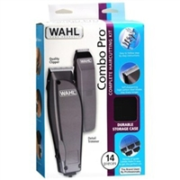 WAHL 79450 Comp Pro 14-Piece Complete Styling Hair Clipper Trimmer Kit