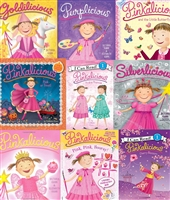 Five-Pack of Pinkalicious books ~ Kann