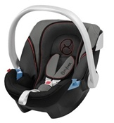 Cybex Aton Infant Car Seat in Eclipse